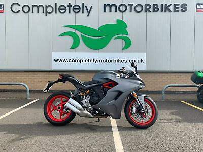 DUCATI SUPERSPORT 2019 - JUST 3096 MILES FROM NEW !!!