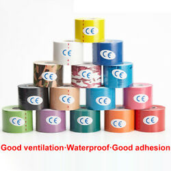 5cm*5M 1pc Elastic Kinesiology Sports Tape Muscle Pain Care Therapeutic