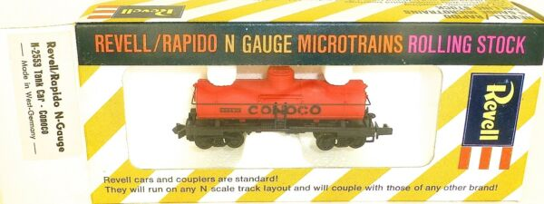 AllemagneConco Camion-Citerne Revell Rapido Micro Trains N-2553  HT5 Å