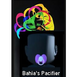 Kyпить Custom pic with free: Bahia's pacifier Royale High на еВаy.соm