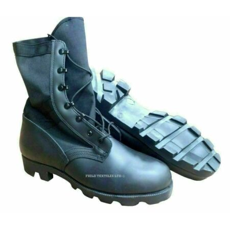 img-WELLCO COMBAT JUNGLE BOOTS - BRAND NEW - SIZE 11M