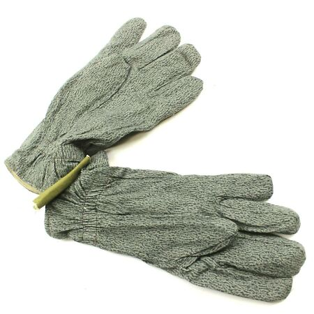 img-GENUINE POLISH ARMY THICK LINED WINTER GLOVES in MORO CAMO
