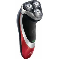 Kyпить Philips Norelco - Rechargeable Wet/Dry Electric Shaver - Red на еВаy.соm