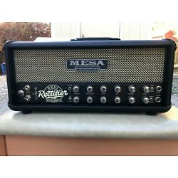 Kyпить Mesa Boogie Dual Rectifier Recto-Verb 25 Head - MINT Condition, Factory Warranty на еВаy.соm