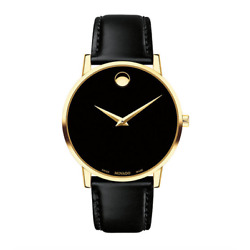 Kyпить $595 Movado Mens Core Museum Classic Watch - 0607271 на еВаy.соm