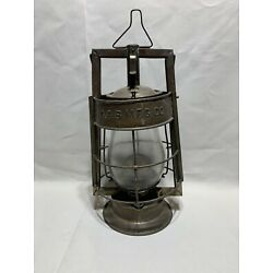 Kyпить Dietz Tubular Fire Dept Lantern Gleason and Bailey  на еВаy.соm