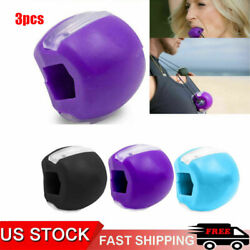 Kyпить 3pcs Jaw line Exerciser Top Jawzrsize Exercise Fitness Ball Neck Face Toning Jaw на еВаy.соm