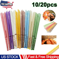 Kyпить 20pcs Ear Wax Cleaner Removal Coning Fragrance Candles Healthy Hollow Cleaning на еВаy.соm