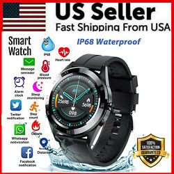 Kyпить Waterproof Bluetooth Smart Watch Phone Mate Heart Rate Tracker For iOS Android на еВаy.соm