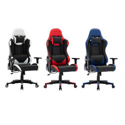 Kyпить Gaming Chair Gaming Stuhl Bürostuhl Spielstuhl  Chefsessel Racing Computerspiel на еВаy.соm