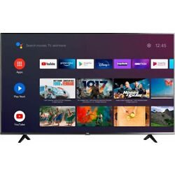 TCL - 50'' Class 4 Series LED 4K UHD Smart Android TV