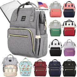 Kyпить Nobutaki Diaper Bag Mommy bag Large Capacity Baby Changing Land Travel Backpack на еВаy.соm