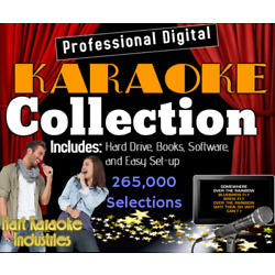 Kyпить Karaoke Song Collection 265,000+ Selections - Licensed 2 TB Hard Drive - Special на еВаy.соm