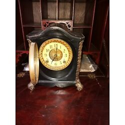 Kyпить Antique Ansonia Mantle Clock  на еВаy.соm