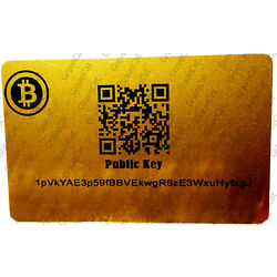 Kyпить Bitcoin Cold Secure Storage Wallet Card Super Fast Free SHIPPING Limited TIME на еВаy.соm