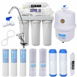 Kyпить Water System RO Home Purifier 13 TOTAL FILTERS 5 Stage Reverse Osmosis Drinking на еВаy.соm