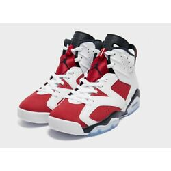 Kyпить 2021 Air Jordan Retro 6 Carmine PRE-ORDER NIKE AIR Red Size 8-14 100% Authentic на еВаy.соm