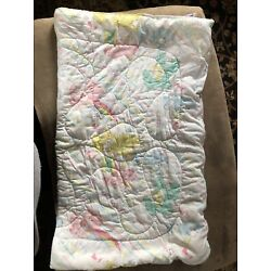Kyпить Vintage Care Bears Baby Sleeping Bag Bunting Blanket Zipper Curity на еВаy.соm