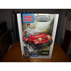 Kyпить MEGA BLOKS, WORLD BUILDERS, JEEP WRANGLER, #97803, NEW IN BOX, 2014 на еВаy.соm