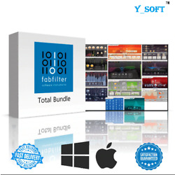 Kyпить FabFilter Total Bundle 2020 ✅ PRE-ACTIVATED ✅ FULL VERSION ✅ (WIN/MAC) - E-MAIL на еВаy.соm