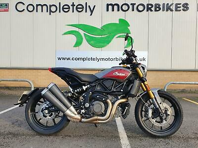 INDIAN FTR 1200 2020 - ONE PRIVATE OWNER - ONLY 27 MILES FROM NEW!