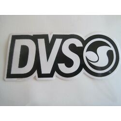 DVS Shoes Decal Sticker
