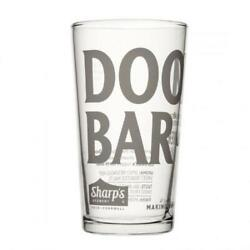 Official Nucleated Doombar Cornish Ale Pint Beer Glass / 20oz / 568ml