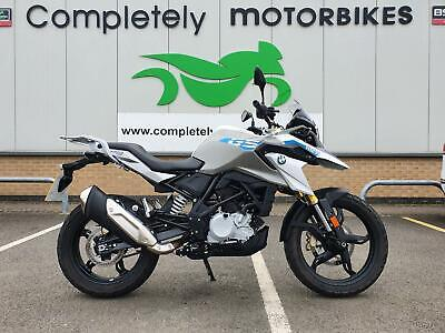 BMW G310 GS 2018 - ONE PRIVATE OWNER - ONLY 2132 MILES FROM NEW