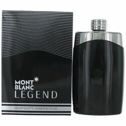 Mont Blanc Legend Cologne by Mont Blanc, 6.7 oz EDT Spray for Men NEW iN BOX