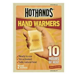 Lot of Hot Hands Hand Warmers-10, 20, 40, 80 -You Choose Quantity!- Best Prices!