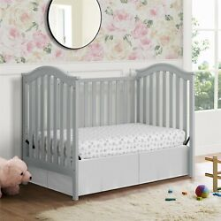 Kyпить Convertible Baby Crib to Daybed Nursery Sleeping Bed New Born Bed Modern Wood на еВаy.соm