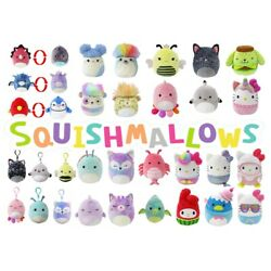 Kyпить CLEARANCE! Squishmallows Genuine Kellytoy Soft Plush COMBINED SHIPPING на еВаy.соm