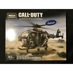 Kyпить NEW Mega Construx Call of Duty Special Ops Copter GCP11 Load Your Favorite Crate на еВаy.соm