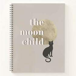 Kyпить The Moon Child Spiral Notebook на еВаy.соm