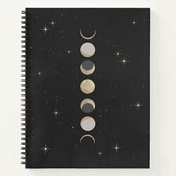 Kyпить Moon Phase Spiral Notebook на еВаy.соm