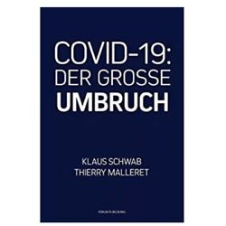 Kyпить Klaus Schwab DER GROSSE UMBRUCH The GREAT RESET Deutsch CVID 19 WEF на еВаy.соm