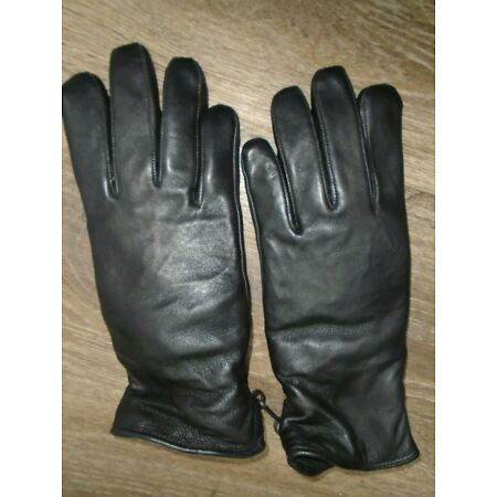 img-COMBAT MK 2 BLACK LEATHER GLOVES BRITISH ARMY ISSUE VARIOUS SIZES NEW