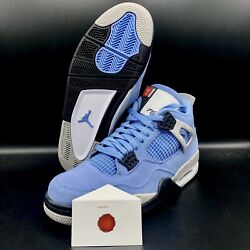 Kyпить AIR JORDAN 4 RETRO UNIVERSITY BLUE CT8527-400 SHIP NOW на еВаy.соm