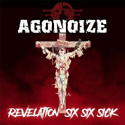 Kyпить AGONOIZE Revelation Six Six Sick LIMITED 2CD Digipack 2021 (VÖ 30.04) на еВаy.соm