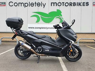 YAMAHA TMAX 530 DX 2017 - SPECIAL EDITION TERMIGNONI EXHAUST - ONLY 661 MILES