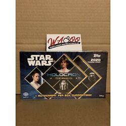 Kyпить (1) 2020 Topps Star Wars Holocron Series Factory Sealed Hobby Box на еВаy.соm