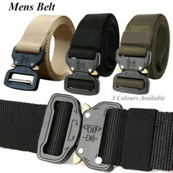 Kyпить Casual Military Tactical Belt Mens Army Combat Waistband Rescue Rigger Belts New на еВаy.соm