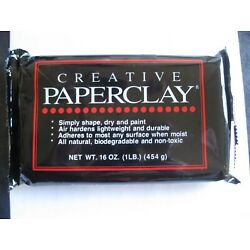 CREATIVE PAPERCLAY 16 OZ. NEW UNOPENED
