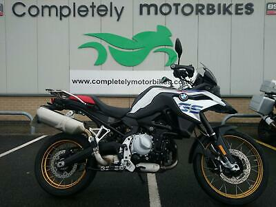 BMW F850 GS 2018 - STUNNING EXAMPLE - ONLY 7217 MILES!