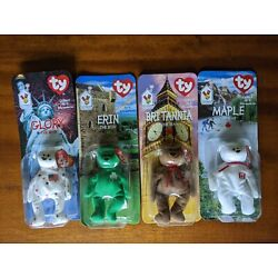 Kyпить TY Country Bears Beanie Baby (McDonald's Collection) на еВаy.соm