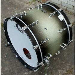 Kyпить Pearl Reference Pure 22 x 16 Maple Mahogany Bass Drum in Excellent Condition! на еВаy.соm