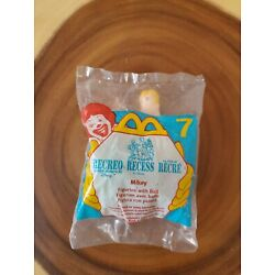 Kyпить 1998 Recess McDonalds Happy Meal Toy  - Mikey #7 New Sealed in Bag на еВаy.соm