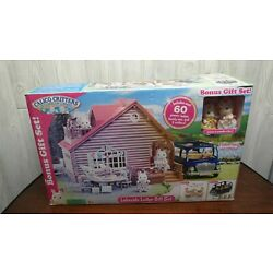 Kyпить Calico Critters Lakeside Lodge Gift Set Hard To Find на еВаy.соm