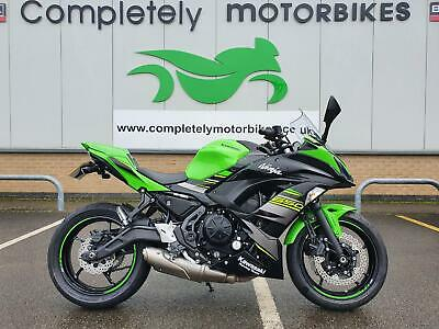 KAWASAKI NINJA 650 2020 - ONE PRIVATE OWNER - ONLY 4045 MILES FROM NEW