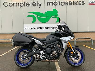 YAMAHA TRACER 900 GT 2020 - ONLY 667 MILES FROM NEW!